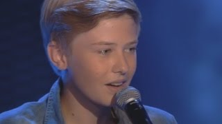 getlinkyoutube.com-Bart sings 'All Of Me' by John Legend - The Voice Kids 2015 - The Blind Auditions