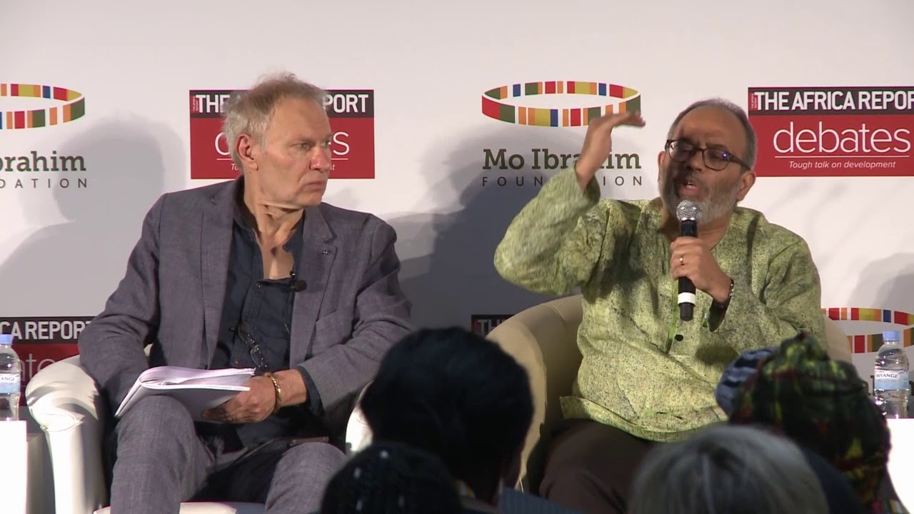 If you have an ambitious agenda, you need a commensurate structure: Carlos Lopes on AU Reform, The Africa Report debates, 2018