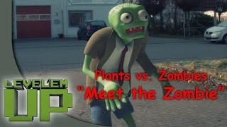 getlinkyoutube.com-Plants vs. Zombies: Meet the Zombie (and the lego zombie) [HD]