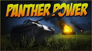getlinkyoutube.com-PANTHER POWER! - Heroes & Generals Funny Moments
