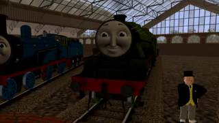 getlinkyoutube.com-Henry Gets the Express - RWS Remake