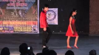 getlinkyoutube.com-touch me ,tera hone laga hoon salsa dance by lda pkl9 students maria maria