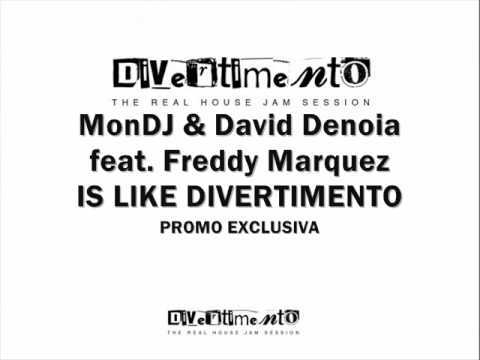 MonDj & David Denoia - Divertimento (feat. Y-Dee)