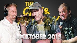 getlinkyoutube.com-Opie & Anthony: Jocktober - Mojo In The Morning (10/30/13)