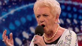getlinkyoutube.com-Janey Cutler - Britain's Got Talent 2010 - Auditions Week 4