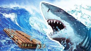 getlinkyoutube.com-【孤海生存】Raft ➲ 找到一款不用錢的生存遊戲   完結篇