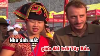 getlinkyoutube.com-[HD] Karaoke Một thoáng Điện Biên - ST: Huy Thông (Karaoke by Kgmnc)