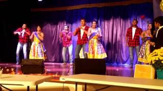 Pongal Dance - Parish day 2016 (Madhuraikku Pogathadi & Pokkiri Pongal)