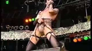 getlinkyoutube.com-Marilyn Manson-Bizarre Festival 1997 Full Show