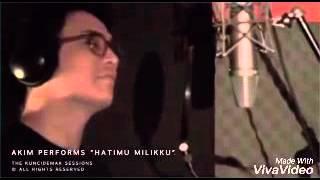 getlinkyoutube.com-Janna Nick feat Akim Ahmad-Hatiku Milikmu (Cover)