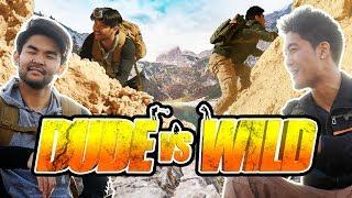 Dude vs. Wild - Nevada Mountains