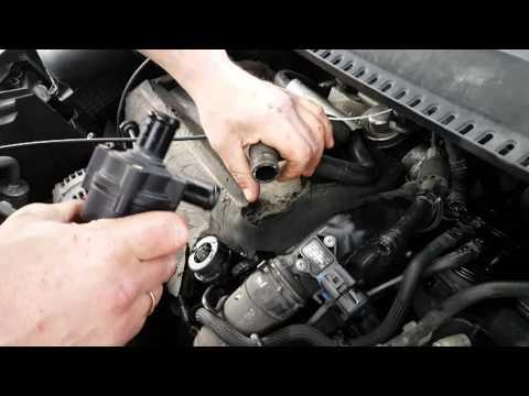 Vw sharan замена циркуляционного насоса, vw sharan replacement of an additional pump