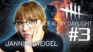 DEAD BY DAYLIGHT #3-1 - Jannine Weigel (พลอยชมพู) [SPEAKING THAI]