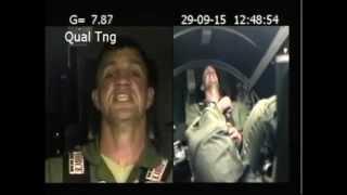 getlinkyoutube.com-Перегрузка 9G Внутри Центрифуги. 9G Centrifuge Training.