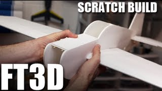 getlinkyoutube.com-Flite Test - FT 3D - SCRATCH BUILD