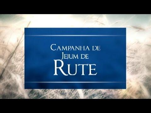 10/09/2014 - Jejum de Rute (inicio) - 20h - Bispa Sonia Hernandes
