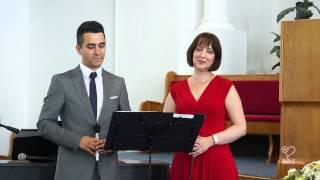 Dana si Catalin Gatan - Nella Fantasia ( nunta Lorena si Dani Jorza )