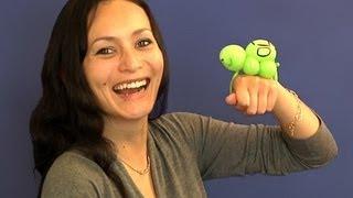 getlinkyoutube.com-How to Make a Turtle Bracelet