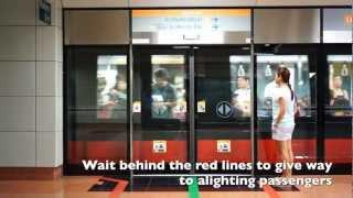 getlinkyoutube.com-How to Take Singapore MRT