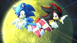 getlinkyoutube.com-Sonic Generations Mod - SSBB Sonic Generations