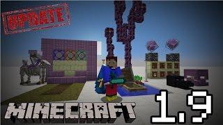 getlinkyoutube.com-Minecraft version 1.9 - Résumé complet des nouveautés