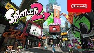 getlinkyoutube.com-Splatoon2 Nintendo Switch プレゼンテーション 2017 出展映像