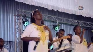 Uhondo wa kwaya festival - Upendo choir st.james Anglican Arusha