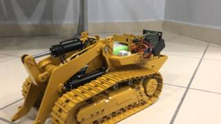 Scaleart CAT 963D Track Loader - ALLYGARAGE