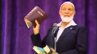 getlinkyoutube.com-Is The Bible God's Word: Question & Answer Session by Sheikh Ahmed Deedat