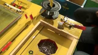 getlinkyoutube.com-Μελισσοκομική πατέντα - μηχανή Beemaster Plus
