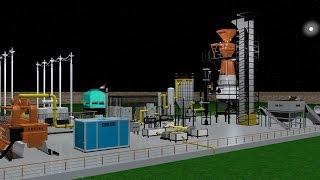 Ankur Downdraft gasifier