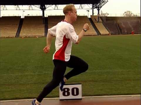 Coaching Sprinting