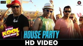 getlinkyoutube.com-House Party Song | Kyaa Kool Hain Hum 3 | Tusshar Kapoor & Aftab Shivdasani