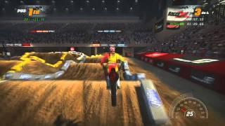 getlinkyoutube.com-MX vs ATV Supercross Gameplay | Test & Impressions