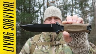 Gerber Strongarm Knife Review