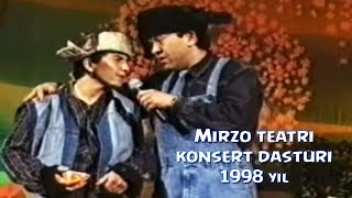 getlinkyoutube.com-Mirzo teatri - Gap yo'q nomli konsert dasturi 1998.yil