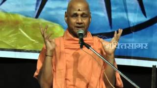 getlinkyoutube.com-Swami Govind Dev Giriji Maharaj - Buddha Katha - Part 1 - Vashi (Day 1)