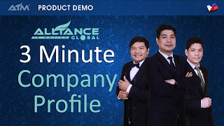 3 Minute Company Profile (AIM Global)