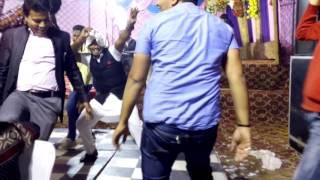 Mujhko  Rana ji maaf krna galti .... Dance floor on Sonu marriage function