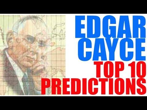 Top 10 Edgar Cayce Predictions  | in5d.com
