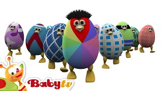 getlinkyoutube.com-Egg Birds | BabyTV