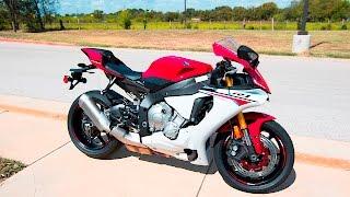 getlinkyoutube.com-2015 Yamaha R1 Test Ride