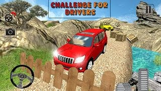 getlinkyoutube.com-Crazy OffRoad Prado Driving (by LagFly) Android Gameplay [HD]