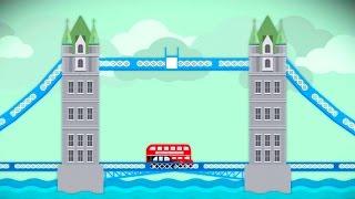 getlinkyoutube.com-London Bridge is Falling Down - Nursery Rhymes