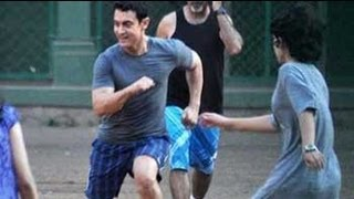 Aamir's winning streak at football pitch and at work