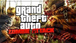 getlinkyoutube.com-GTA 5 Online - Zombie Apocalypse Mission Online [GTA 5 Funny Moments] (iCrazyTeddy Custom Games)