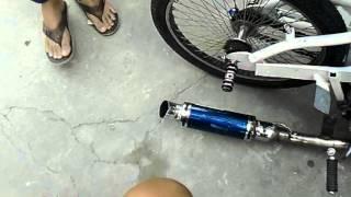 getlinkyoutube.com-Xe đạp do