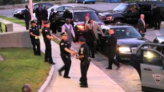 getlinkyoutube.com-President UHURU KENYATTA CONVOY IN BOSTON
