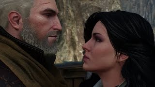 getlinkyoutube.com-The Witcher 3 - New additional dialogues with and about Yennefer