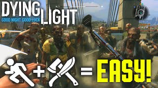 getlinkyoutube.com-Dying Light: EASY Power & Agility Levels! (Infinite Gear Too!)